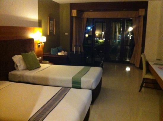 Phuket Boat Lagoon Resort: 主楼一楼