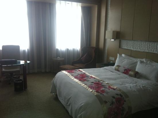 Mingdu Hotel: 我住的房间