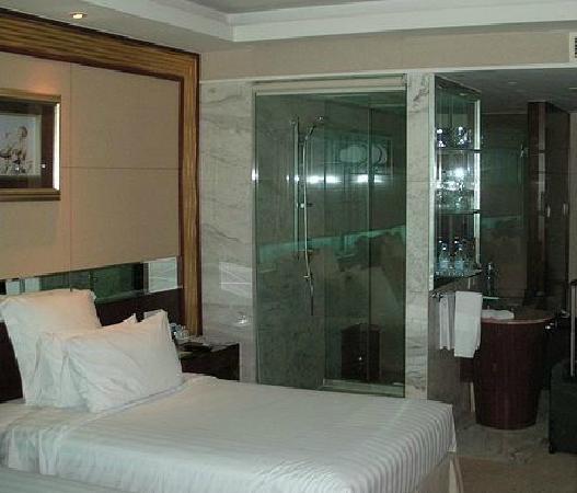 Chongqing He Fu Hotel: 房间其实还可以