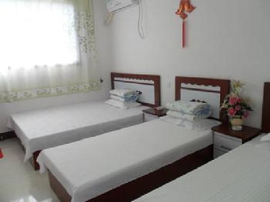 Haifeng Yujiale Inn: 三人间