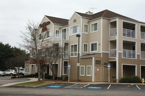 Residence Inn by Marriott Boston Westborough : 酒店
