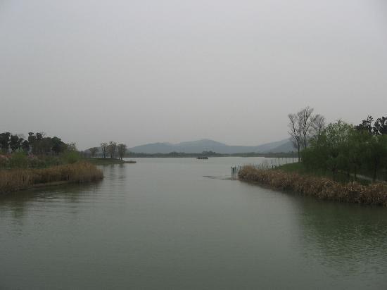 Suzhou Taihu Wetland Park: 山水风光