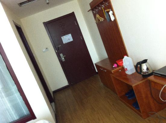 Super 8 Qingdao FU Zhou Bei Lu: 房间
