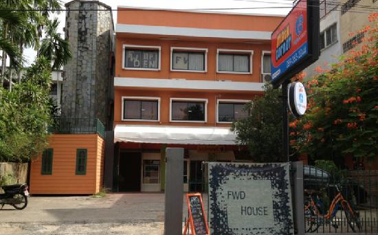 FWD House: FWD 之家