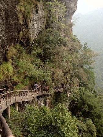 Ningde Yuanyang Stream: 鸳鸯溪景拍