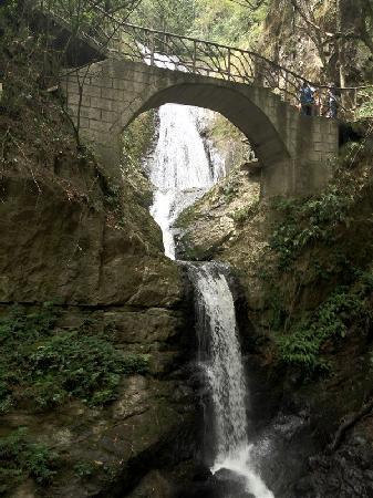 Ningde Yuanyang Stream: 小桥
