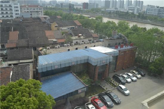Jinjiang Inn Wuxi Yunhe East Road Xihui Park: 2