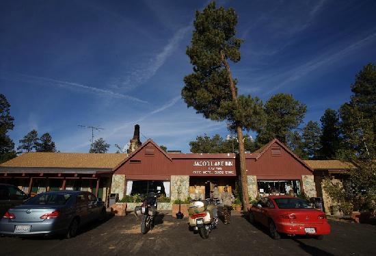 Jacob Lake Inn: 酒店外1