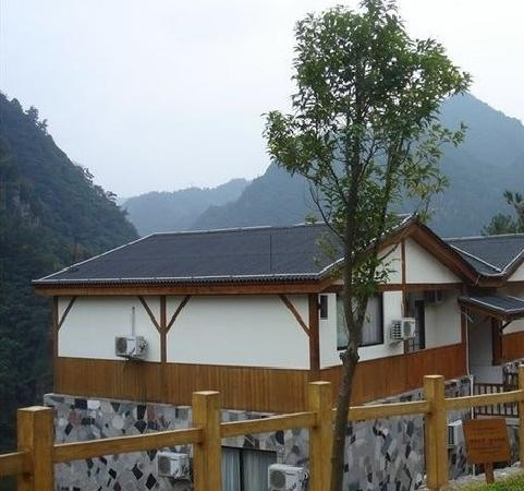 Qingyun Mountain Royal Hotspring Hotel: 环境