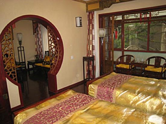 Bamboo Garden Hotel: 我们住的房间