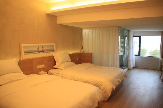 Fenghe Shuihang Haihui Hotel: 海景房