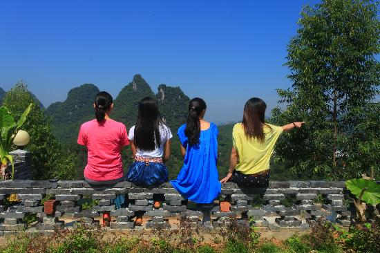 Yangshuo Dongling Resort: look
