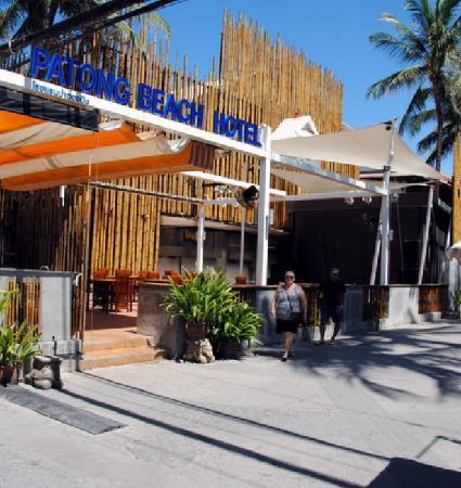 โรงแรมป่าตอง บีช: PATONG BEACH HOTEL