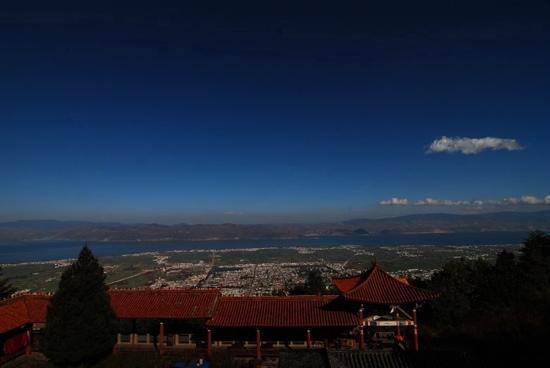 Cangshan Mountain: 风花雪月