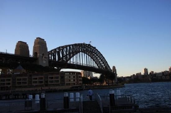 Sydney Harbour: 美