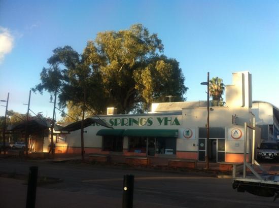 Alice Springs YHA : yha