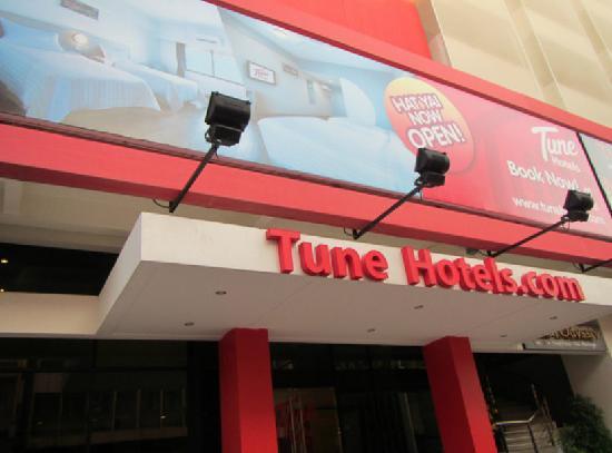 Red Planet Hat Yai: Tune Hotel