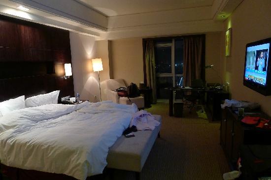 Crowne Plaza Hotel : 换个方向看