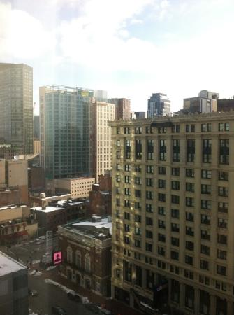 The Ritz-Carlton, Boston: 窗外