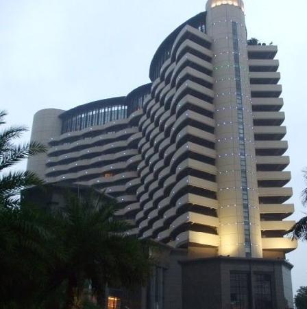 Ramada Plaza Shunde: 楼