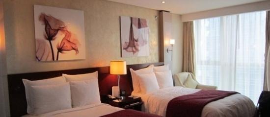 Beijing Marriott Hotel Northeast: 房间