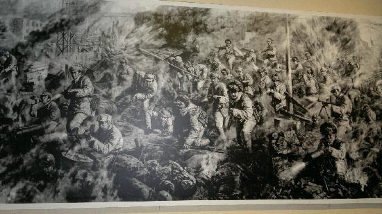 Siping Battle Memorial Hall: 4