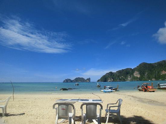 Bay View Resort: 酒店大堂外