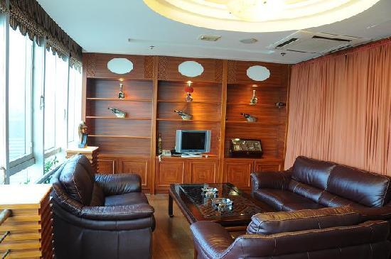 Golden Sea View Hotel: 32楼休闲会馆