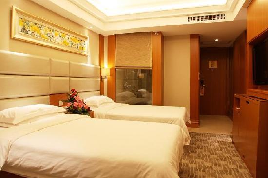Golden Sea View Hotel : 豪华双标