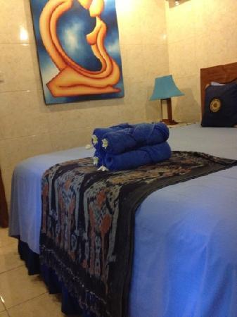 Villa Alba Dive Resort: 花园房