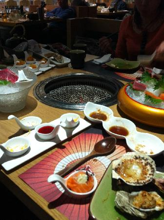 Song BenLou Japanese Barbeque (GuoRui)