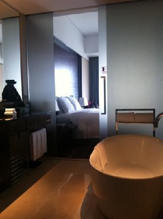 Hilton Guangzhou Tianhe: 客房
