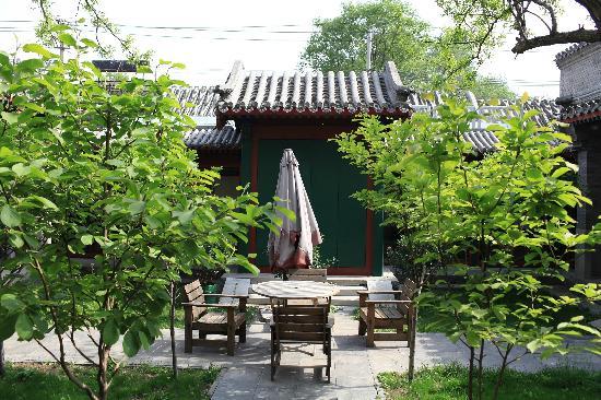 Beijing Sihe Courtyard Hotel: yuan