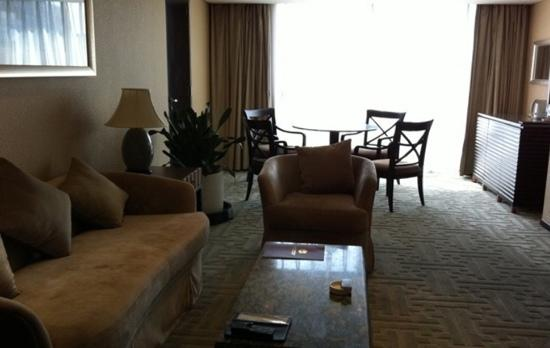 The Lakeview Hotel: 房间