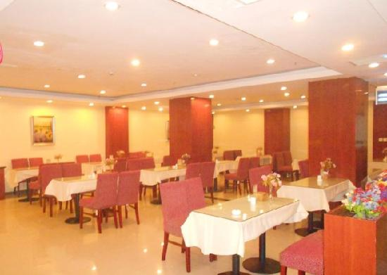 Hanting Express Shenyang Tiexi Jiajucheng : 餐厅