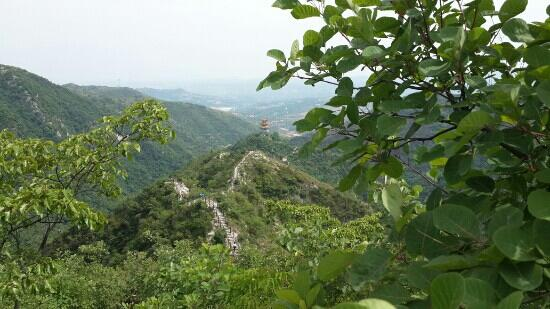 Taiji Gorge: 鸟瞰