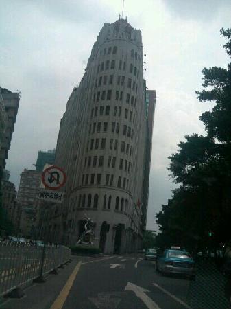 Oi Kwan Hotel : 爱群