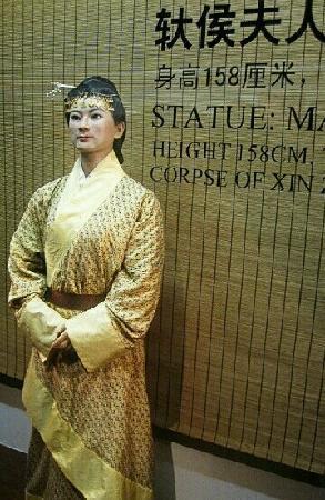 Hunan Provincial Museum : 辛夫人