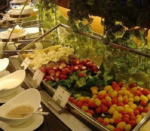 Beijing Jianguo Hotel : 咖啡厅