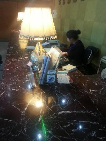 Wuxing Hotel : 到到品牌联盟照片