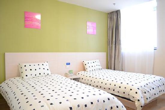 Eaka Hotel Shijiazhuang Zhongshan West Road