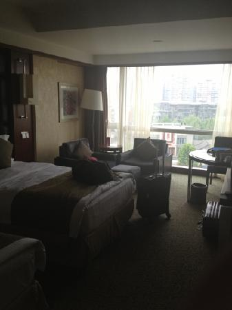 Kuntai Royal Hotel: 一点也不值这个价钱!