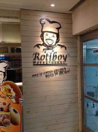Rotiboy Bakeshoppe: good