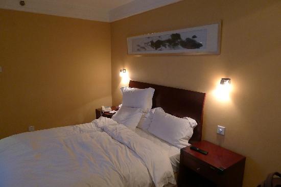 Tiansheng Hotel Nanjing: 客房