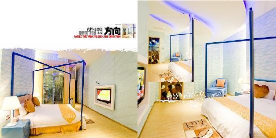 Taohuawu Creative Motel: 神秘海湾
