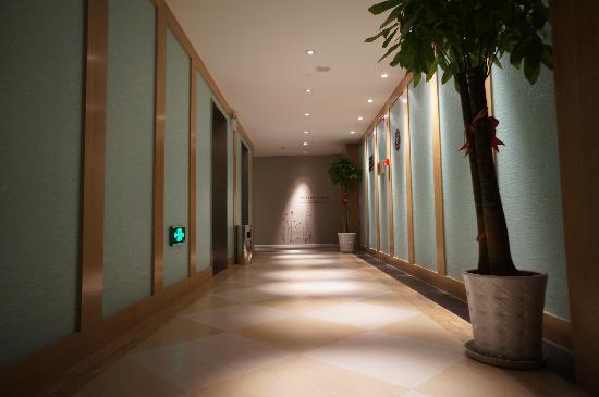 Super 8 Suzhou Hanshan Temple Fengqiao Road: 电梯口