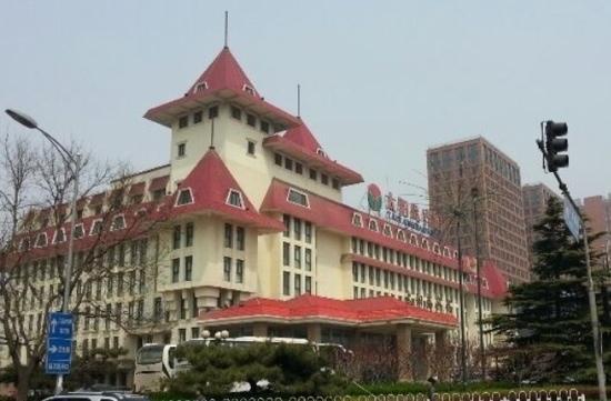 Taiyangdao Hotel: 外景