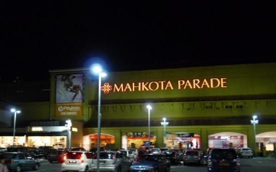 Mahkota Hotel Apartment: MAHKOTA