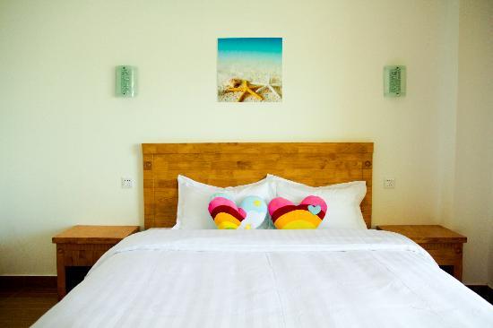 Hailangyu Seaview Hotel: 休闲大床房