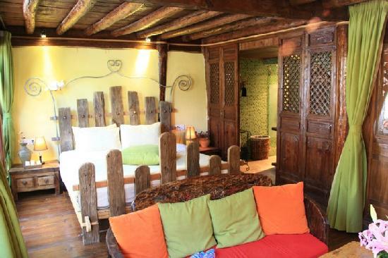 Wuer Inn: lily小屋